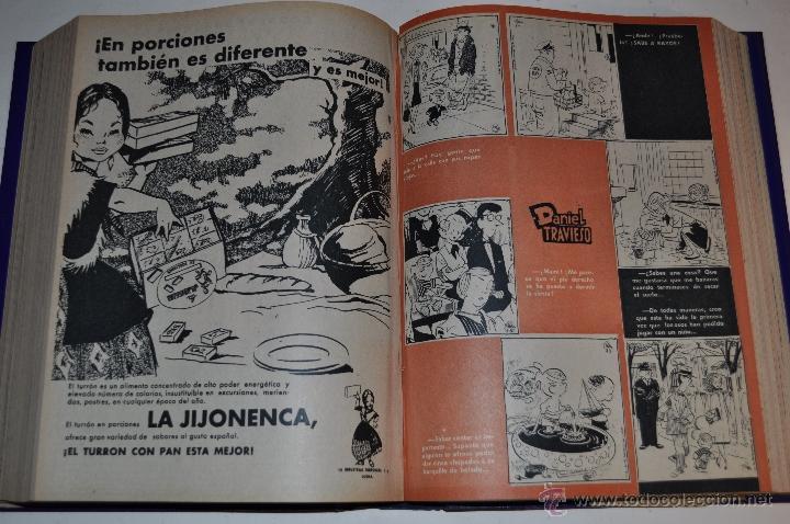 Coleccionismo de Revista Garbo: Revista semanal GARBO. De 12 de agosto a 23 de diciembre de 1961, ambas inclusive.. RM64767 - Foto 2 - 41641212