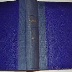 Coleccionismo de Revista Garbo: REVISTA SEMANAL GARBO. DE 8 DE JUNIO A 7 DE SEPTIEMBRE DE 1963, AMBAS INCLUSIVE... RM64768. Lote 41641350