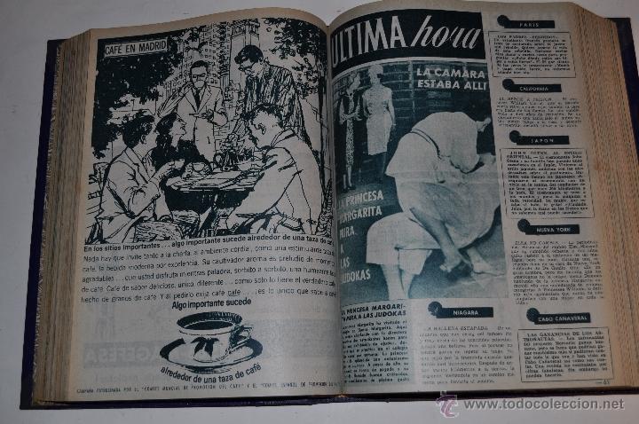 Coleccionismo de Revista Garbo: Revista semanal GARBO. De 8 de junio a 7 de septiembre de 1963, ambas inclusive... RM64768 - Foto 2 - 41641350
