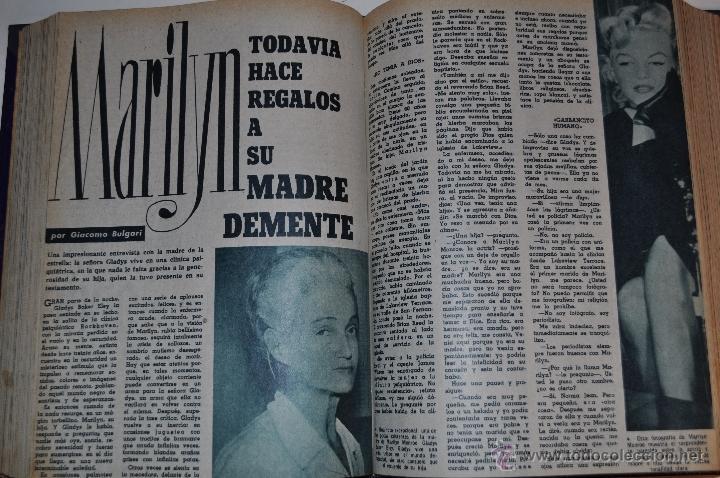 Coleccionismo de Revista Garbo: Revista semanal GARBO. De 14 de septiembre a 28 de diciembre de 1963, ambas inclusive.. RM64769 - Foto 2 - 41641493