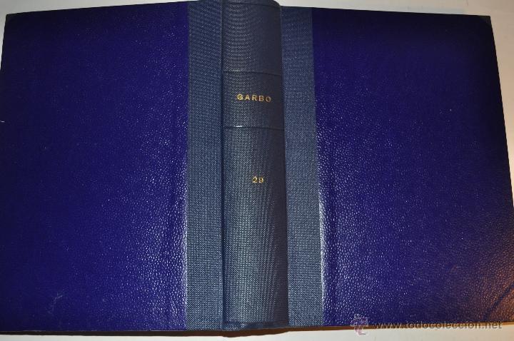 REVISTA SEMANAL GARBO. DE 4 DE ENERO A 11 DE ABRIL DE 1964, AMBAS INCLUSIVE. RM64770 (Coleccionismo - Revistas y Periódicos Modernos (a partir de 1.940) - Revista Garbo)