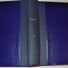 Coleccionismo de Revista Garbo: REVISTA SEMANAL GARBO. DE 4 DE ENERO A 11 DE ABRIL DE 1964, AMBAS INCLUSIVE. RM64770. Lote 41641572