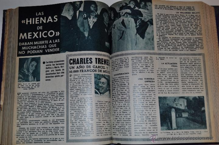Coleccionismo de Revista Garbo: Revista semanal GARBO. De 4 de enero a 11 de abril de 1964, ambas inclusive. RM64770 - Foto 2 - 41641572