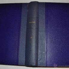 Coleccionismo de Revista Garbo: REVISTA SEMANAL GARBO. DE 8 DE AGOSTO A 21 DE NOVIEMBRE DE 1964, AMBAS INCLUSIVE. RM64772. Lote 41641807