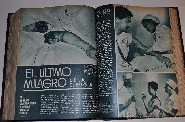 Coleccionismo de Revista Garbo: Revista semanal GARBO. De 8 de agosto a 21 de noviembre de 1964, ambas inclusive. RM64772 - Foto 2 - 41641807