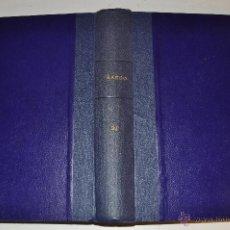 Coleccionismo de Revista Garbo: REVISTA SEMANAL GARBO. DE 28 DE NOVIEMBRE DE 1964 A 6 DE MARZO DE 1965, AMBAS INCLUSIVE. RM64773. Lote 41641902