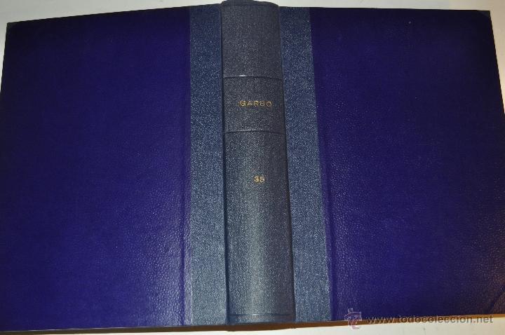 REVISTA SEMANAL GARBO. DE 2 DE OCTUBRE A 25 DE DICIEMBRE DE 1965, AMBAS INCLUSIVE. .RM64776 (Coleccionismo - Revistas y Periódicos Modernos (a partir de 1.940) - Revista Garbo)
