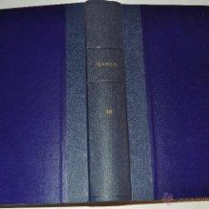 Coleccionismo de Revista Garbo: REVISTA SEMANAL GARBO. DE 2 DE OCTUBRE A 25 DE DICIEMBRE DE 1965, AMBAS INCLUSIVE. .RM64776. Lote 41642625