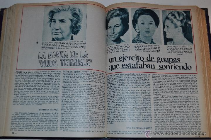 Coleccionismo de Revista Garbo: Revista semanal GARBO. De 2 de octubre a 25 de diciembre de 1965, ambas inclusive. .RM64776 - Foto 2 - 41642625