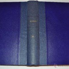 Coleccionismo de Revista Garbo: REVISTA SEMANAL GARBO. DE 1 DE ENERO A 26 DE MARZO DE 1966, AMBAS INCLUSIVE.RM64777. Lote 41642772