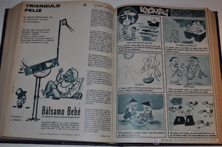 Coleccionismo de Revista Garbo: Revista semanal GARBO. De 1 de enero a 26 de marzo de 1966, ambas inclusive.RM64777 - Foto 2 - 41642772