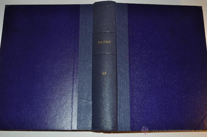 REVISTA SEMANAL GARBO. DE 2 DE ABRIL A 16 DE JULIO DE 1966, AMBAS INCLUSIVE. RM64778 (Coleccionismo - Revistas y Periódicos Modernos (a partir de 1.940) - Revista Garbo)
