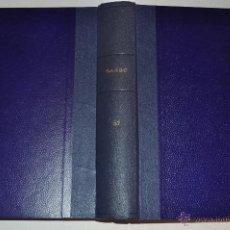 Coleccionismo de Revista Garbo: REVISTA SEMANAL GARBO. DE 2 DE ABRIL A 16 DE JULIO DE 1966, AMBAS INCLUSIVE. RM64778. Lote 41642866