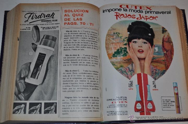 Coleccionismo de Revista Garbo: Revista semanal GARBO. De 2 de abril a 16 de julio de 1966, ambas inclusive. RM64778 - Foto 2 - 41642866