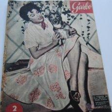 Coleccionismo de Revista Garbo: REVISTA GARBO 1953 AVA GARDNER. Lote 42182363
