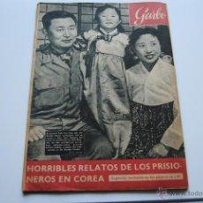 Coleccionismo de Revista Garbo: REVISTA GARBO 23 DE MAYO 1953. Lote 42182922