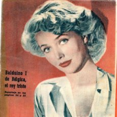 Coleccionismo de Revista Garbo: . REVISTA GARBO Nº 121 9 JULIO 1955. Lote 42713889