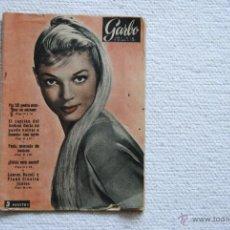 Coleccionismo de Revista Garbo: REVISTA GARBO 1957. Lote 42746776