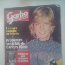 Coleccionismo de Revista Garbo: GARBO Nº 1532 DIANA PATXI ANDION MAYRA GOMEZ KEMP TERESA RABAL WOODY ALLEN CHISPITA Y SUS GORILAS. Lote 43110698