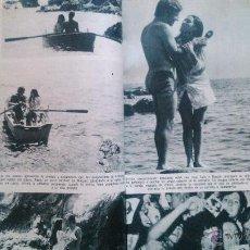 Coleccionismo de Revista Garbo: RECORTES MASSIEL. Lote 43157340