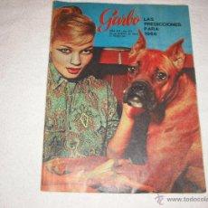 Coleccionismo de Revista Garbo: GARBO. LAS PREDICCIONES PARA 1966 Nº 671. Lote 43171692