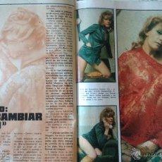 Collectionnisme de Magazine Garbo: RECORTES MARIA VICO. Lote 43228067