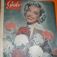Coleccionismo de Revista Garbo: REVISTA GARBO MARZO 1956 LUANA LEE. Lote 43388425