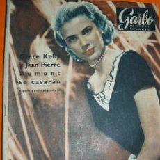 Coleccionismo de Revista Garbo: REVISTA GARBO JUNIO 1955 GRACE KELLY. Lote 43403648