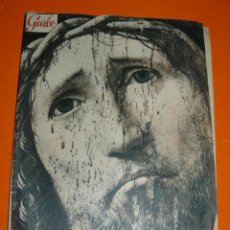 Coleccionismo de Revista Garbo: REVISTA GARBO ABRIL 1954 ECCE HOMO. Lote 43404417