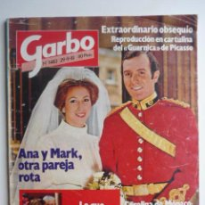 Coleccionismo de Revista Garbo: REVISTA GARBO - 29 SEPTIEMBRE 1981 - NUM. 1483. Lote 43664307