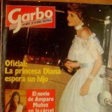 Coleccionismo de Revista Garbo: GARBO Nº1490-17/11/81-MARISOL-PRINCESA DIANA-DON JUAN CARLOS Y EL PRINCIPE FELIPE-. Lote 43727868