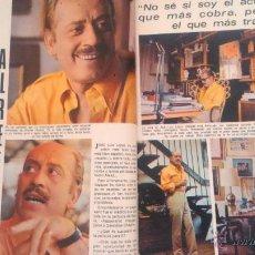 Coleccionismo de Revista Garbo: RECORTES JOSE LUIS LOPEZ VAZQUEZ. Lote 43823471