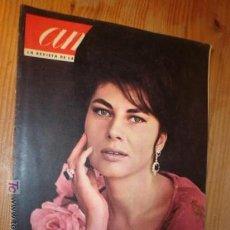 Coleccionismo de Revista Garbo: REVISTA AMA Nº 109- 1964. EN PORTADA: SORAYA. Lote 12135156