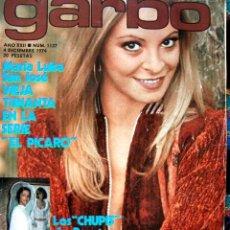 Coleccionismo de Revista Garbo: GARBO / LOLITA, ROSARIO, ANTONIO FLORES, MIRTA MILLER, MARIA LUISA SAN JOSE, ORNELLA MUTI, MILLER. Lote 44923807