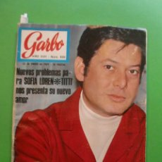 Coleccionismo de Revista Garbo: Nº 829 22/01/1969 ROMINA POWER PACO RABANNE - NATHALIE WOOD - SERRAT - SOFIA LOREN - ADAMO. Lote 47578211