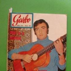 Coleccionismo de Revista Garbo: Nº 831 05/02/1965 PERET - JACKIE ONASSIS - MIREILLE MATHIEU - SERRAT - ADRIANO CELENTANO. Lote 47579014