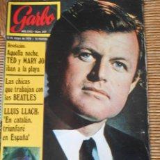 Coleccionismo de Revista Garbo: GARBO Nº 897 - 13 DE MAYO 1970 . Lote 50266751