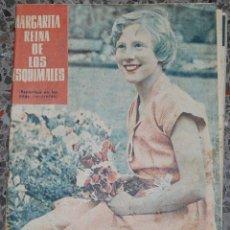 Coleccionismo de Revista Garbo: GARBO Nº 115 AÑO 1955. Lote 51445789