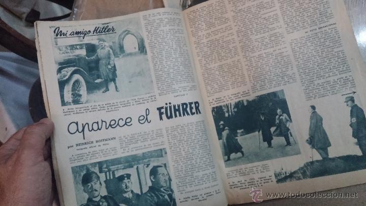 Coleccionismo de Revista Garbo: 8 revistas Garbo de 1957 y 1 de 1963 - Foto 3 - 51700594