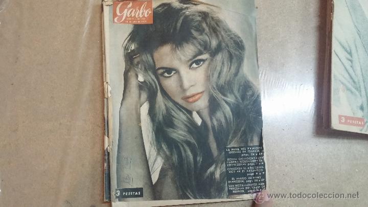 Coleccionismo de Revista Garbo: 8 revistas Garbo de 1957 y 1 de 1963 - Foto 17 - 51700594