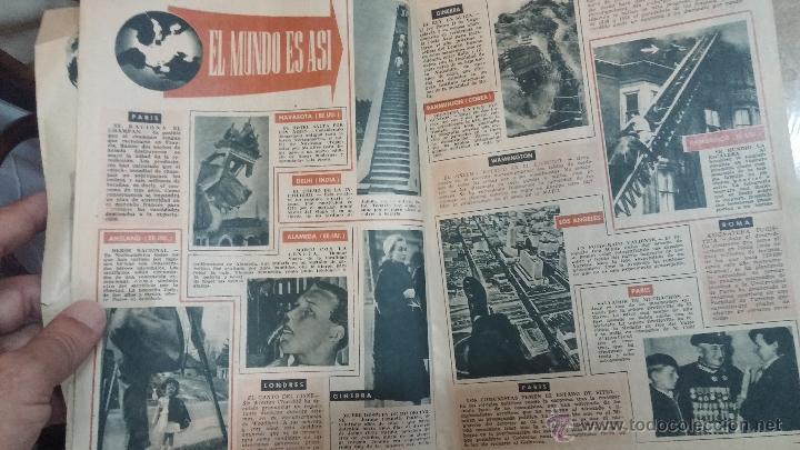 Coleccionismo de Revista Garbo: 8 revistas Garbo de 1957 y 1 de 1963 - Foto 19 - 51700594