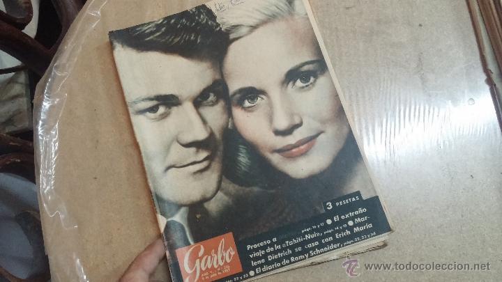 Coleccionismo de Revista Garbo: 8 revistas Garbo de 1957 y 1 de 1963 - Foto 20 - 51700594