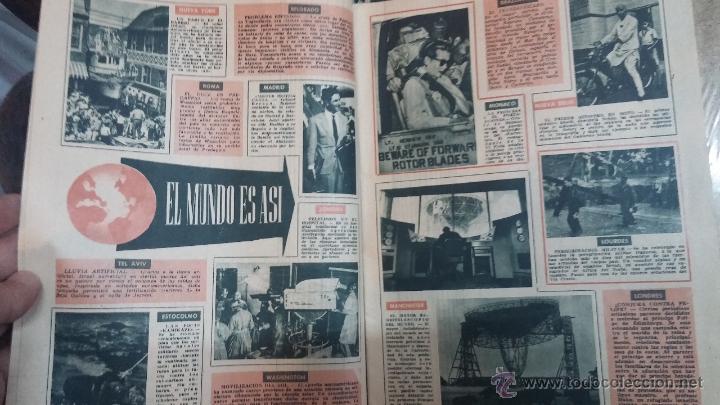 Coleccionismo de Revista Garbo: 8 revistas Garbo de 1957 y 1 de 1963 - Foto 22 - 51700594