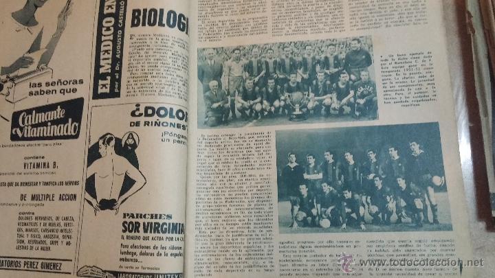 Coleccionismo de Revista Garbo: 8 revistas Garbo de 1957 y 1 de 1963 - Foto 26 - 51700594