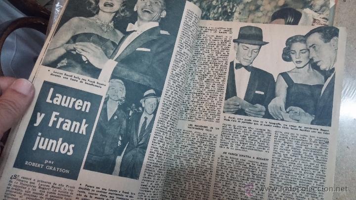 Coleccionismo de Revista Garbo: 8 revistas Garbo de 1957 y 1 de 1963 - Foto 27 - 51700594
