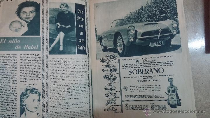 Coleccionismo de Revista Garbo: 8 revistas Garbo de 1957 y 1 de 1963 - Foto 28 - 51700594