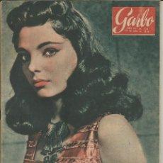Coleccionismo de Revista Garbo: GARBO Nº 124 - PORTADA JOAN COLLINS. AÑO III. Lote 51782191