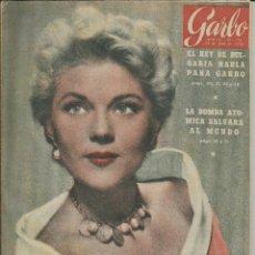 Coleccionismo de Revista Garbo: GARBO 14 DE JULIO DE 1956 Nº 174 - PORTADA PEGGIE CASTLE.. Lote 51799503