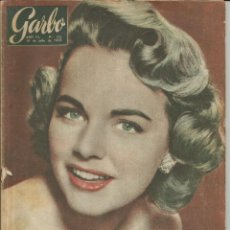 Coleccionismo de Revista Garbo: GARBO 16 DE JULIO DE 1955 Nº 122 - PORTADA TERRY MOORE. Lote 51799972