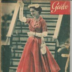 Coleccionismo de Revista Garbo: GARBO 25 DE JULIO DE 1953 Nº 20 - PORTADA PRINCESA MARGARITA. Lote 51801114